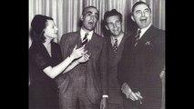Bela Lugosi & Boris Karloff sing 'We're Horrible Horrible Men' - radio broadcast March 13, 1938