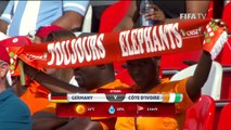 All Goals | Germany 10-0 Côte d'Ivoire - FIFA Women's World Cup 2015