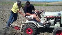 Waterville Days - Bolens Garden Tractor Plow Day 3
