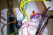 Control a Stepper motor with an Arduino a Rotary Encoder and Easy