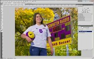 Photoshop tip - avoiding jagged edges in an extracted element