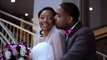 Atlanta Wedding Videography - It Takes Work: Alton & Debra's Cinematic Trailer - 30309