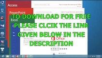 How To Get Microsoft Office 2011 For Mac (FREE) No Key