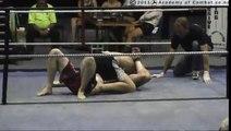 Kieran Smith(Academy of Combat) MMA Fight, 16 years old, Nelson 2011