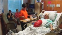 Hospitals offering new ICU visitation policies