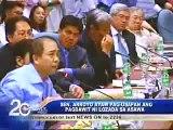 [ZTE] Joker Arroyo's Wife & Lozada: What's the connection?