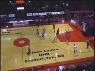 Matt Curtis Basketball Highlights