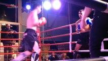 Nikos Paramythiotis vs Augerinos - Kickboxing Fight