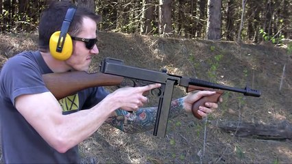 Thompson Sub-machine Gun Resource | Learn About, Share and
