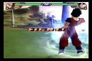 DBZ Budokai Tenkaichi 3 - Ultimate Gohan vs Random