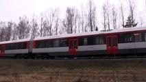 630М-005 сообщением Минск - Вильнюс / PESA 630M-005 Minsk - Vilnius