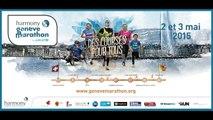 Harmony Genève Marathon for Unicef - Parcours du Semi-Marathon 2015