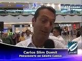 Carlos Slim Domit en la Inauguración de Plaza Altabrisa - Grupo Presente Multimedios