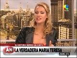 Ni una sola palabra de amor - Maria Teresa y Enrique / América TV - Nicolás Gómez