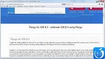 Télécharger le firmware iOS 8.3 Liens finales Pour iPhone, iPad, iPod touch [Liens directs]