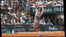 Novak Djokovic vs Stanislas Wawrinka Highlights HD Roland Garros 2015