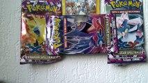 Ouverture de faux booster pokemon francais angland