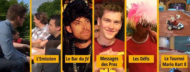 JVL - L'émission #8 : Spéciale 10 ans de JVL ! de