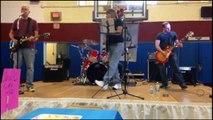 "The ""JACK, JOE, AL, JOHN"" Band! - 'When I come around"" - Greenday Cover - gig 6/6/2015"
