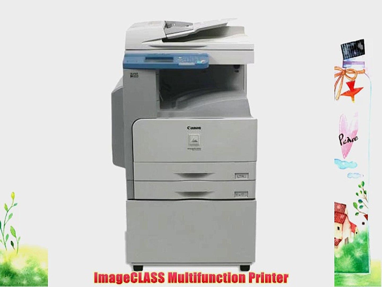 Canon imageCLASS MF7470 Laser Printer - Duplex Copier - Color Network  Scanner - Super G3 Fax