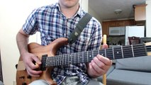 Jimmy Eat World - Sweetness (Guitar Cover, Instrumental)