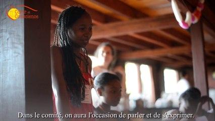 Témoignage de Synthia, parrainée par Coeur et Conscience depuis 2008