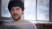 Extended Promo Interviews Humans with Colin Morgan
