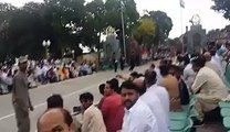 """Message To Indians From Wagha Border """"Sharam Kero Haya Kero, Hamara Kabootar Raha Kero"""""""