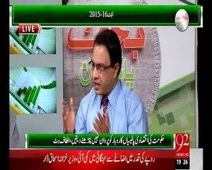 Budget Pakistan  04 June 2015 (04-06-2015)