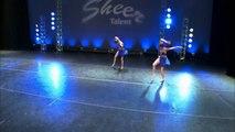 Maddie Ziegler & Kalani Hilliker Two Sapphires at Sheer Talent HD