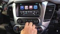 2015 Chevrolet Suburban navigation interface