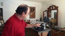 Eumig DIY TELECINE High resolution 8MM film digital AVI File recorder