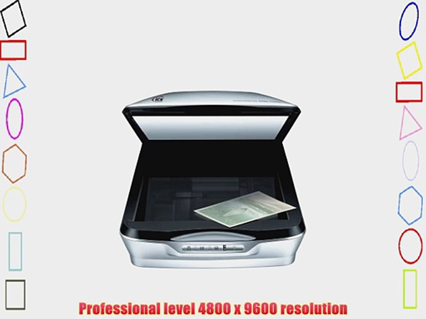 Epson Perfection 4490 Photo Scanner