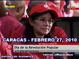 CHAVEZ  PSUV - AMELIACH - LACAVA - CARABOBO 2012