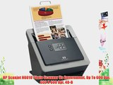 HP Scanjet N6010 Photo Scanner Us Government. Up To 600 Dpi. 600 X 600 Dpi. 48-B