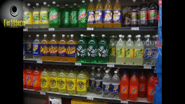 10 Most Processed Foods Ever