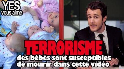 TERRORISME des bébés sont susceptibles de mourir dans cette vidéo - Duplex