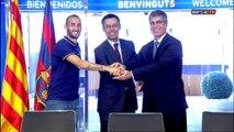 Aleix Vidal signs for FC Barcelona till 2020