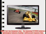 Samsung P2770FH 27-Inch Full HD LCD Monitor (Rose Black)