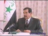 Saddam Hussein Told CBS Iraq Had No WMDs in February 2003