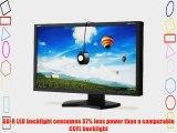NEC Monitor PA272W-BK-SV 27-Inch Screen LED-Lit Monitor