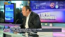 """La minute d'Olivier Delamarche : Croissance chinoise: """"Les chiffres sont bidons !"""" - 08/06"""