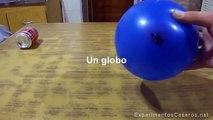 Experimento de Electricidad Estática - { Experimentos Caseros }