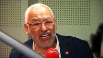 Rached Ghannouchi répond au Front Populaipre avec une anecdote