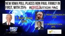 Ron Paul Wins Again: Paul Watson Reports - Infowars Nightly News