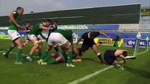 HIGHLIGHTS! Ireland 24-20 Scotland at World Rugby U20s