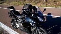 Kawasaki ER6-f 2011 Black