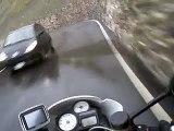 traveling by motorcycle Passo dello Stelvio BMW K1200R