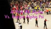 PVAMU Probate Spring 2013 Alpha Phi Alpha Vs. Kappa Alpha Psi