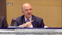 TRAVAUX ASSEMBLEE 14E LEGISLATURE : Audition de M. Pierre Moscovici, commissaire européen en charge des affaires économiques et financières, de la fiscalité et des douanes